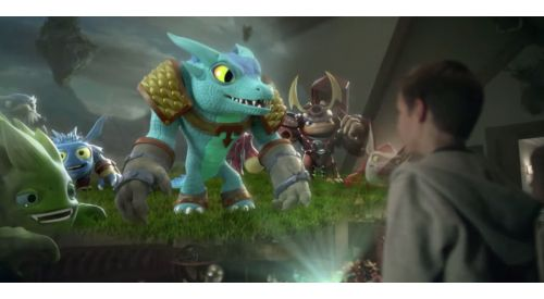 72andSunny Opens A Portal To The World Of Skylanders