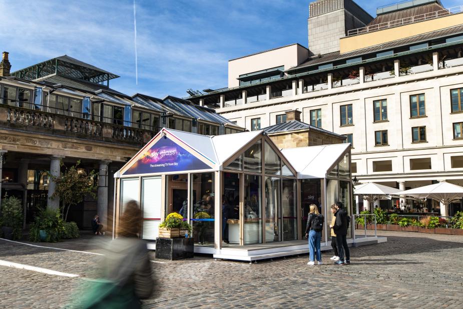 Sky Embarks on Brand Experience Tour to Showcase Landmark Product Innovation Sky Glass
