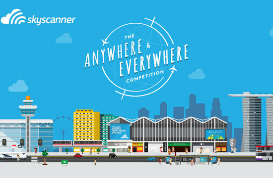 Skyscanner Appoints Agencies for Asia Pac Campaign