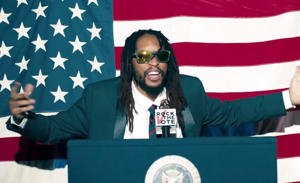 Lil Jon Rocks The Vote with an All-star Cast