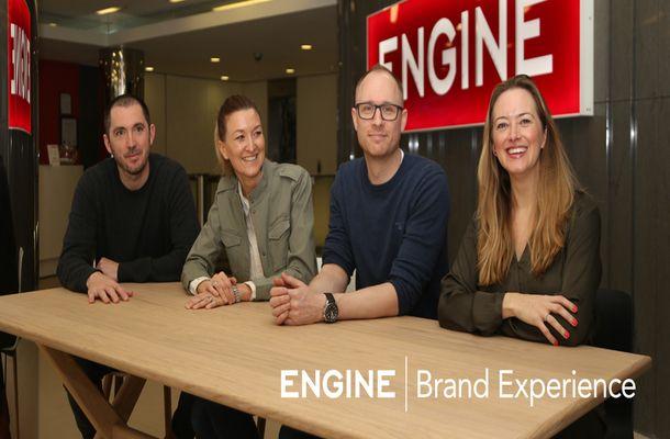 Slice Rebrands as ENGINE Brand Experience