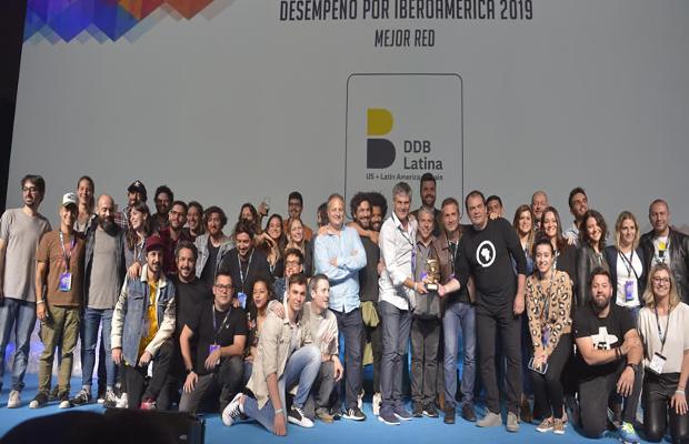 DDB Latina is Named Most Creative Network of Ibero-America