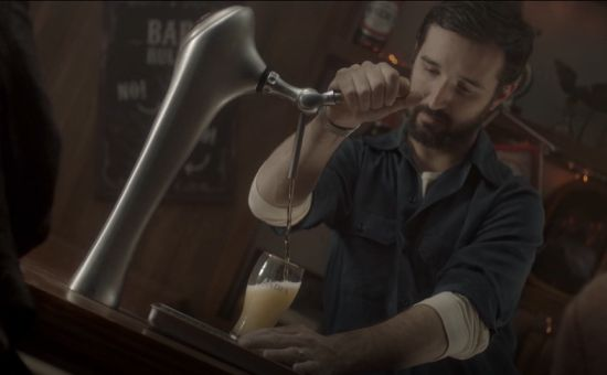 'Slope Off to the Pub' with Andes Beer's New 45 Degree Bar