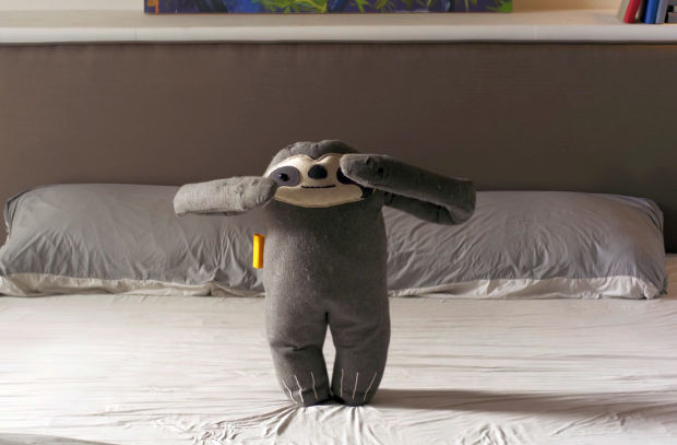 Watch This Cuddly Sloth Strut His Funky Stuff in Feel-Good eve sleep Ad