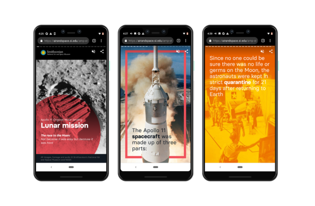 The Smithsonian Partners with Google to Celebrate Moon Landing Anniversary