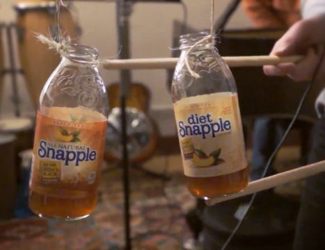 How Deutsch LA Used Snapple Bottles to Create a Soundtrack