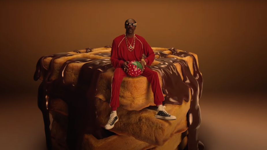 Snoop Dogg Gets Delivery Like a G in Just Eat's Latest Campaign