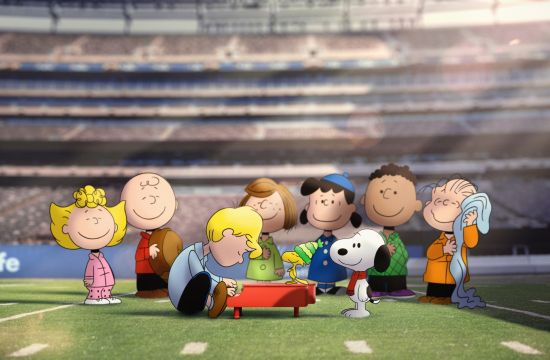 Snoopy & Friends Do the Super Bowl with MetLife
