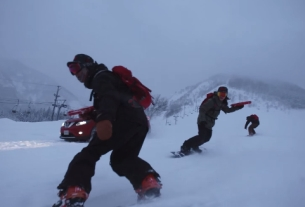 TBWA\HAKUHODO Tops Extreme Pizza Deliveries with a Downhill Descent