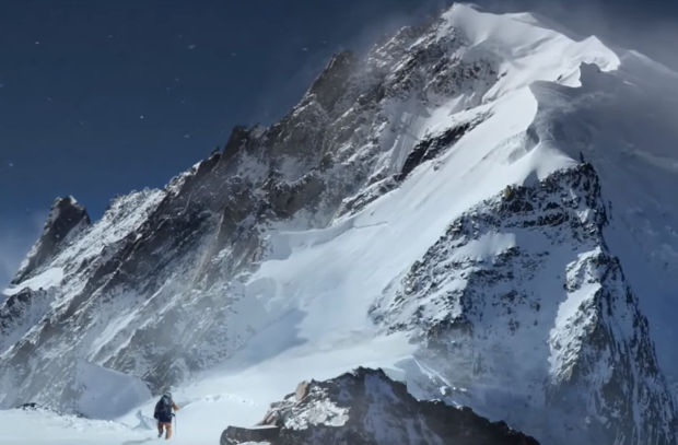 Charge Ahead into Your Dream: Recreating Mount Everest