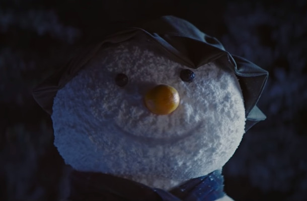 Barbour Brings The Snowman to Life in Magical Christmas Ad