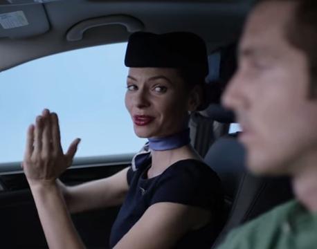 Deutsch LA's Private Jetta Takes Off in New Volkswagen Campaign