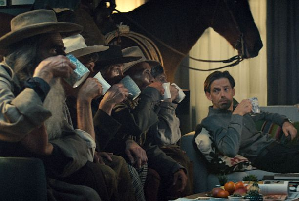 Family Home Overrun by Cowboys, Fairies and Soldiers in BT Film