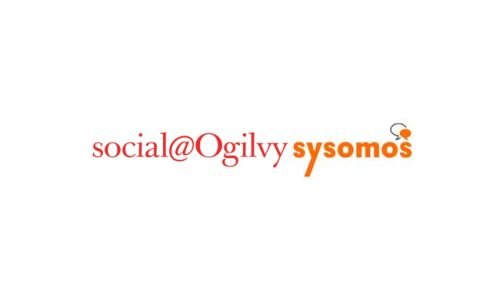 Social@Ogilvy Forms Global Partnership with Sysomos