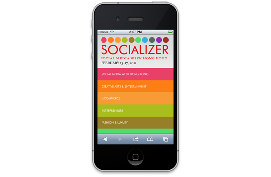 TBWA\TEQUILA\Hong Kong Ignites With The 'Socializer'