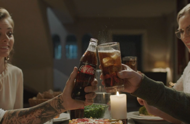 Alkemy X Director Bernie Roux Cheers to Holiday Table Awkwardness for Coca-Cola