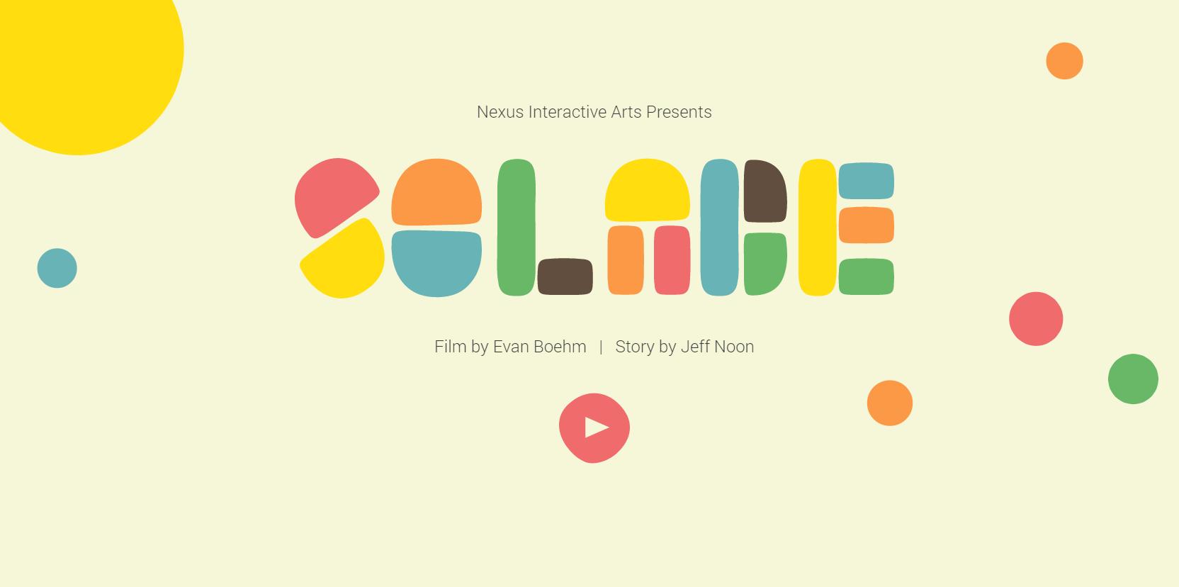Nexus' Evan Boehm Creates Captivating Interactive Film 'Solace'