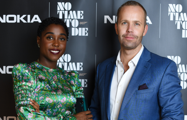 Nokia Phones to Launch Bond 'No Time to Die' Campaign Starring Lashana Lynch