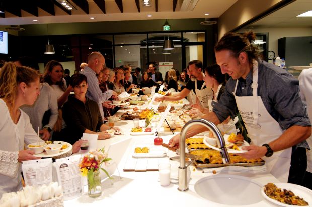 Agency SRG Hosts Real School Food Challenge in Support of Chef Ann Foundation
