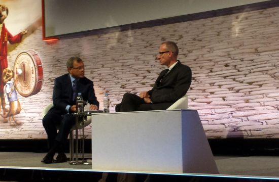 Martin Sorrell on Google, Transparency and Snowden