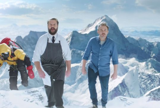 Beef is the Greatest Meat on Earth in Star-studded Musical MLA Campaign