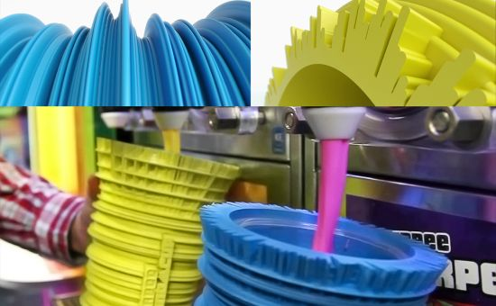 How Slurpee Turned Sound Waves in to Cups Using 3D Printing