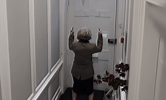 Theresa May Gives Press the Finger in Cheeky Recruitment Video from Studio Yes