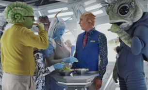 GSD&M Takes Avocados Out of This World for Latest Sci-Fi Super Bowl Ad