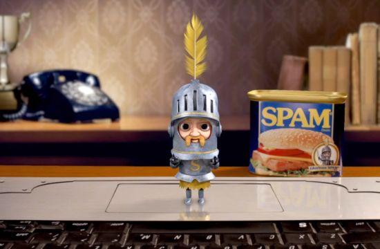 BBDO Breaks the Monotony for Spam