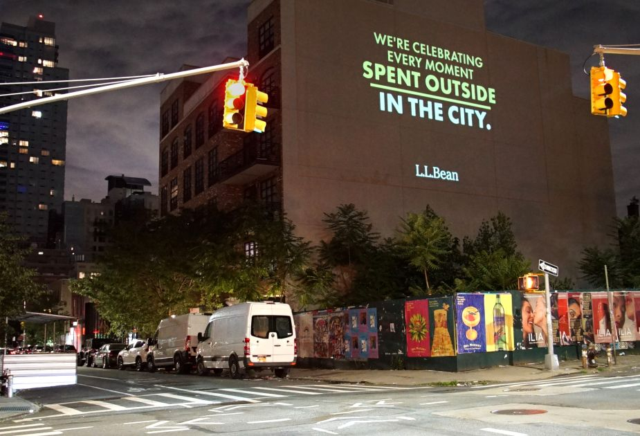 Doner's First Campaign for L.L. Bean Reaches City-Dwellers to Get Them to Spend More Time Outdoors