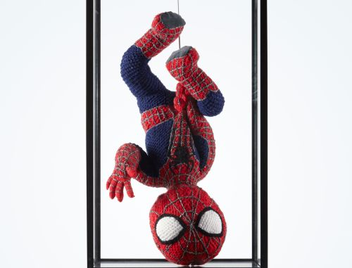 BETC's Evian Spider Baby Suit is Now Up for Auction