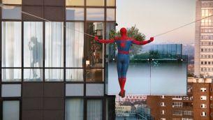Igor Borghi Gets Spiderman Dancing in Hilarious New Spot for Italian Telecom Company TIM