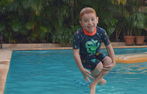 72andSunny Sydney's Debut Campaign for Optus Encourages Aussies to 'Get Splashy'