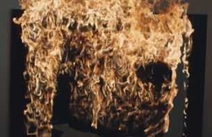Greenpeace Burns Priceless Art in a Song of Oil, Ice & Fire