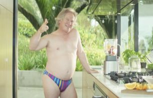 Nick Offerman Urges You to 'Get HomeAway From It All' in New Campaign