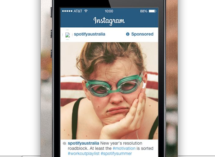 Spotify Australia Launches First Instagram Campaign via Switched On Media