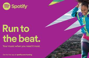 Spotify Australia Pumps Up For Summer with Largest Campaign to Date