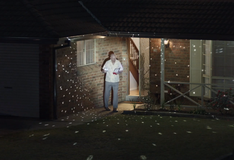 Australia Post Encourages Aussies to 'Spread the Merry' in New Spot from The Monkeys