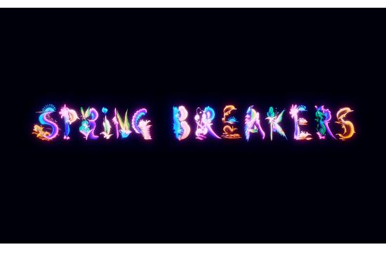 Gentleman Scholar Gets Wild with 'Spring Breakers'