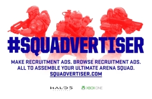 Squad Up Online with McCann London's 'Squadvertiser' Campaign for Halo 5