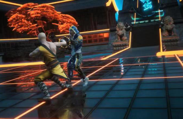 Huawei's '5G Kung Fu Showdown' is a Real Life Ready Player One