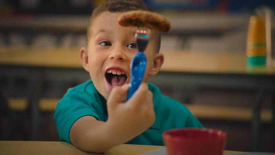 BBH London and Chefs in School Want You to Give a Sausage about School Meals