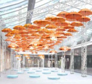 Geometry Global Japan Curate 'DO-RE-MI-RELLA' Art Installation
