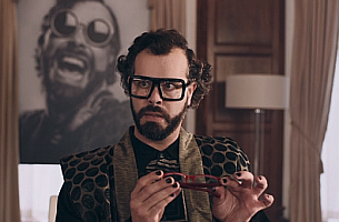 Stanton Optical Campaign Takes on The Absurdity of Designer Eyewear