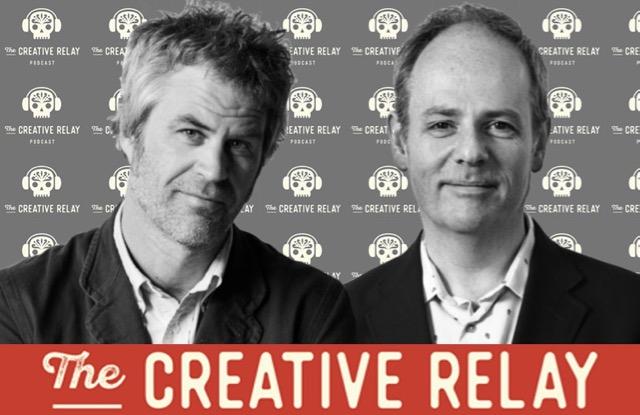 Clemenger BBDO's Creative Chairman James McGrath Steps Into The Creative Relay's Spotlight