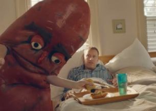 It's Sausage-ception in Droga5's Weird New Johnsonville Sausage Ad