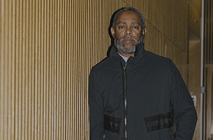 Stink Signs Filmmaker and Artist Arthur Jafa