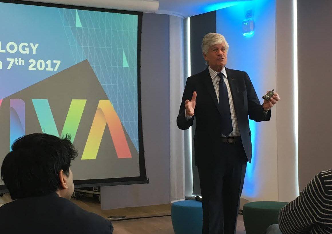 Brexit is Sad, But Entrepreneurs Dream Without Borders, Says Maurice Lévy