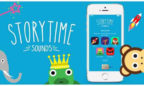 WCRS Makes Storytime a Little Less Ordinary With New App