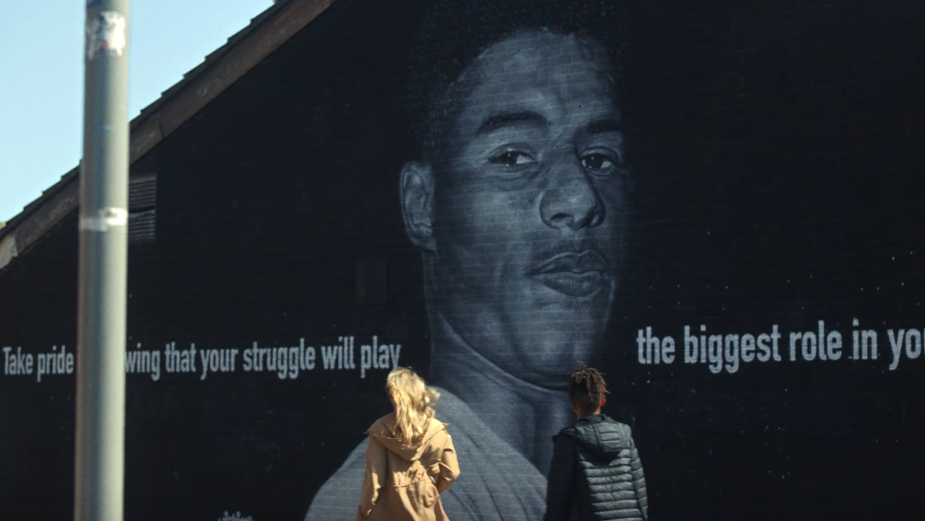 Google and Uncommon Celebrate the Power of Questions to Build Unity with Marcus Rashford